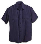 Workrite Fire Officer Shirt - Navy Blue