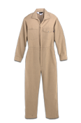 Industrial Coverall, 4.5 oz Nomex IIIA